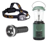 Туристические фонари и кемпинговые лампы