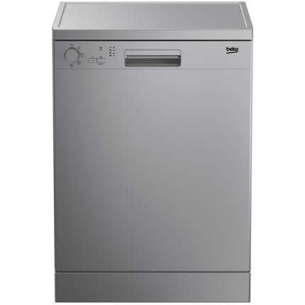 Посудомоечная машина 60 см Beko DFC 04210 S silver