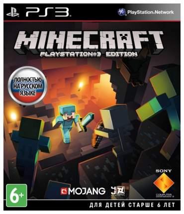 Игра для PlayStation 3 Minecraft