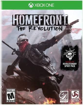 Игра для Xbox One Homefront:The Revolution