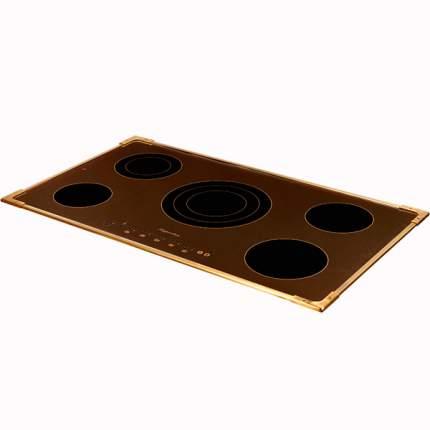 Встраиваемая варочная панель электрическая KUPPERSBERG FA9RC Brown