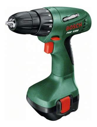 Аккумуляторная дрель-шуруповерт Bosch PSR 1200 603944551