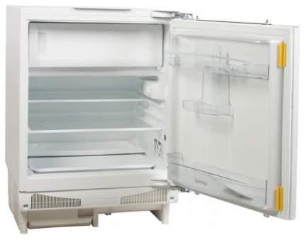 Встраиваемый холодильник Gorenje RBIU6091AW White