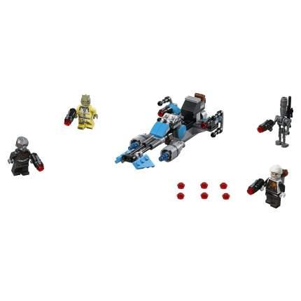 Конструктор LEGO Star Wars Спидер охотников за головами (75167)