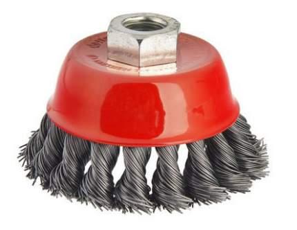 Чашечная кордщетка для угловых шлифмашин Hammer Flex 207-104 (32436)
