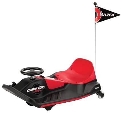 Электро дрифт-карт Razor Crazy Cart Shift - Чёрный
