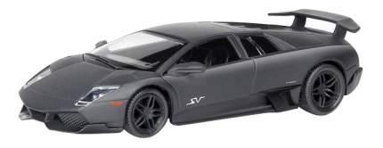 Машина Uni-Fortune 1:32 Lamborghini Murcielago LP670-4 инерционная серый матовый