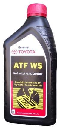 Трансмиссионное масло Toyota  0.946л 00289-ATFWS
