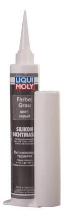 Герметик автомобильный LIQUI MOLY Silicon-Dichtmasse grau (7641)