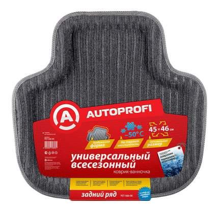 Коврик в салон автомобиля Autoprofi (PET-160r BK)