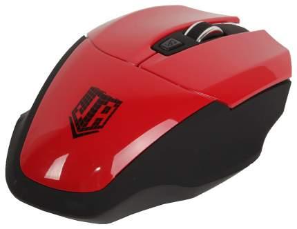 Беспроводная мышь Jet.A Comfort OM-U54G Red/Black