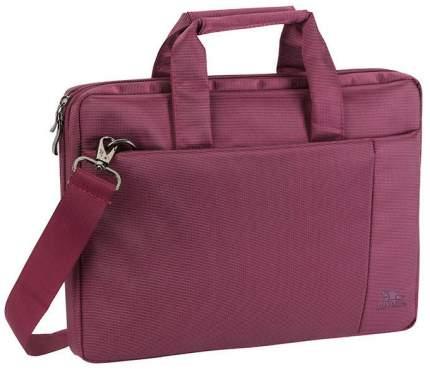 """Сумка для ноутбука 13.3"""" Rivacase 8221 пурпурная"""
