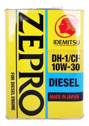 Моторное масло Idemitsu Zepro Diesel 10W-30 4л