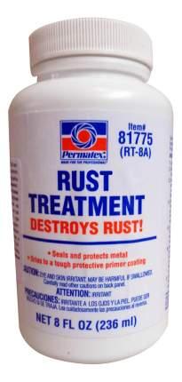 Преобразователь ржавчины в грунт PERMATEX RT-8APermatex Extend Rust Treatment (0,236л)