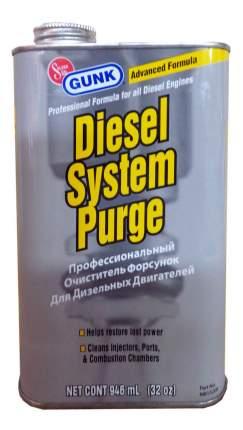 Профессиональный очиститель форсунок Gunk M8132ER дизельный двигатель System Purge 0;946 л