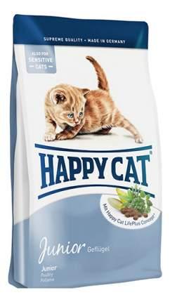 Сухой корм для котят Happy Cat Fit & Well Junior, домашняя птица, лосось, кролик, 10кг