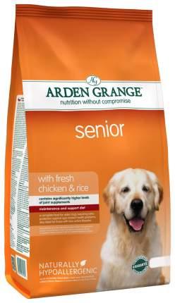 Сухой корм для собак Arden Grange Senior, курица,  12кг