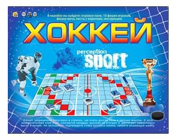 Спортивная настольная игра Рыжий Кот Хоккей