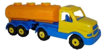 Машинка пластиковая Полесье Автомобиль с полуприцепом-цистерной