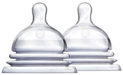 Соски для бутылочки Munchkin Latch 3+, 2 шт
