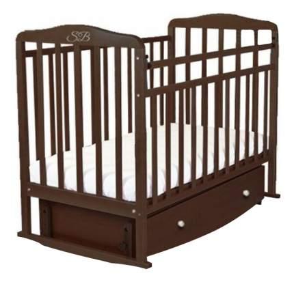 Кровать Sweet Baby Luciano Wenge (Венге)