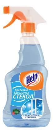 Чистящее средство для стекол и зеркал Help с нашатырным спиртом 500 мл