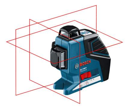 Лазерный нивелир Bosch GLL 3-80 P 601063305