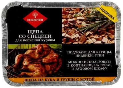 Щепа Forester со специей для копчения курицы