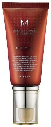 BB крем MISSHA M Perfect Cover BB Cream 21 Light Beige 50 мл