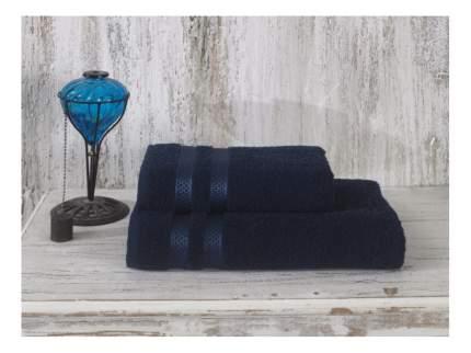 Банное полотенце KARNA синий
