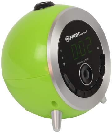 Радио-часы First FA-2421-6 Green