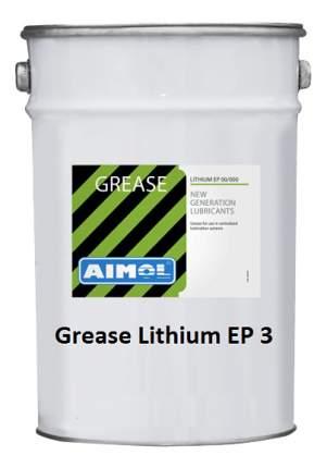 Специальная смазка для автомобиля AIMOL Grease Lithium EP 3 18 кг