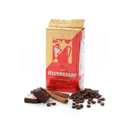 Кофе молотый Hausbrandt американо 250 г
