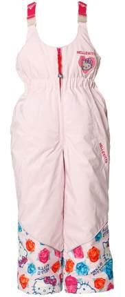 Полукомбинезон для малышей Huppa 2604CH14, р.74 см, цвет розовый