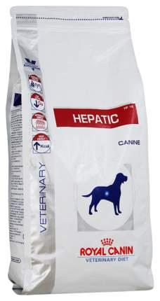 Сухой корм для собак ROYAL CANIN Hepatic Adult, птица, 1,5кг