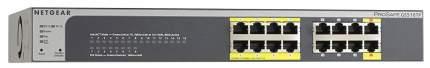 Коммутатор NetGear GS516TP-100EUS Серый