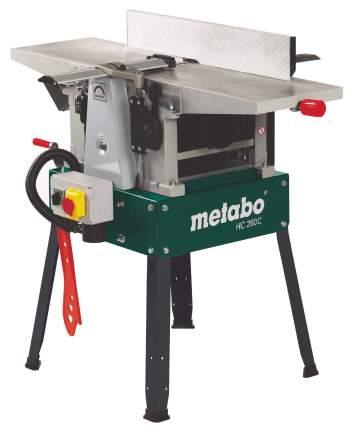 Станок рейсмусовый Metabo HC 260 M WNB 114026000