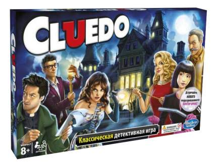 Семейная настольная игра Hasbro Gaming Клуэдо