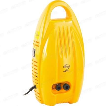 Электрическая мойка высокого давления DENZEL HPС-1400 58206