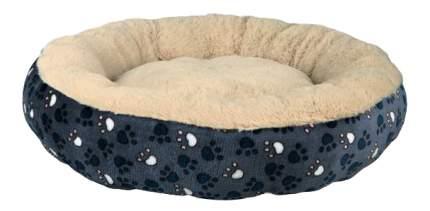 Лежанка для собак TRIXIE 50x50см синий, бежевый