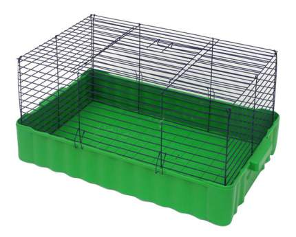 Клетка для кроликов ZooMark 46х40х75см