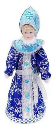 Кукла новогодняя Новогодняя сказка Снегурочка 20 см, 972405