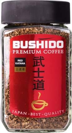 Кофе растворимый Bushido red katana 100 г