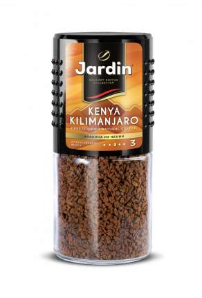 Кофе растворимый Jardin Kenya Kilimanjaro 95 г