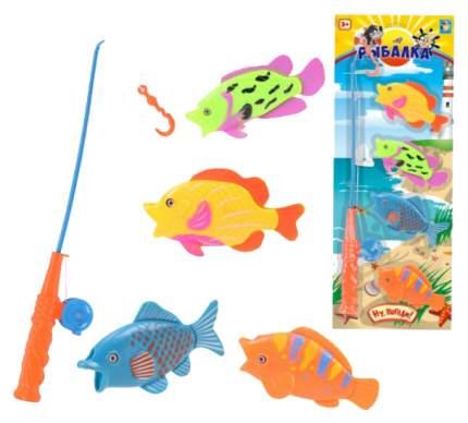 Игра в рыбалку 1 TOY Ну погоди т52136