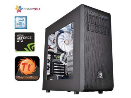 Игровой компьютер CompYou Game PC G777 (CY.580414.G777)