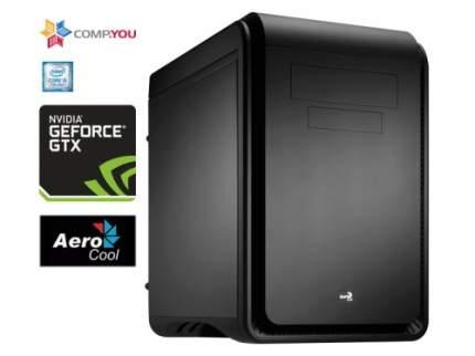 Домашний компьютер CompYou Office PC W177 (CY.592400.W177)