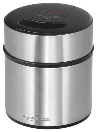 Мороженица Profi Cook PC-ICM 1140 Серебристый, черный