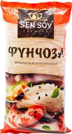 Вермишель из зеленых бобов Sen Soy фунчоза premium 200 г