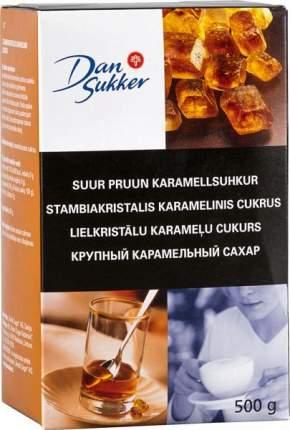 Сахар Dan Sukker  карамельный 500 г